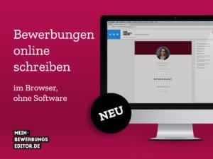 Mein-Bewerbungseditor.de